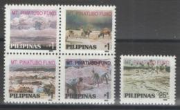 Philippines - YT 1944-1948 ** MNH - 1992 - Mont Pinatubo - Filipinas