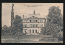 GENT OOSTAKKER  -- CHATEAU SLOOTENDRIES - Gent