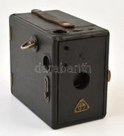 Cca 1928 APM Apem Soho Box Fényképezőgép, Jó állapotban / Vintage British Box Camera In Good Condition - Cameras