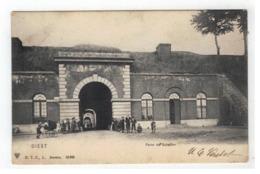 DIEST  Porte De Schaffen 1908 - Diest