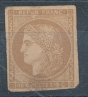 N°43 BORDEAUX NEUF FAUX DE FOURNIER. - 1870 Emissione Di Bordeaux