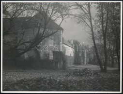 Cca 1940 Gyalu, A Gyalui Vár, Fotó, Hátulján Feliratozva, 11,5×15 Cm - Other Collections