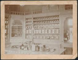 1906 Sajkásgyörgye (ma: Đurđevo, Szerbia / Serbia), Patikabelső Márton Napján, Fotó, Kartonra Ragasztva, Hátulján Felira - Other Collections