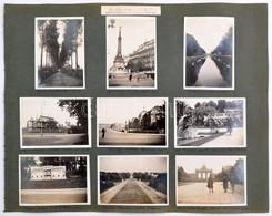 1926 Vác, Egy Kiállítás Képei, Gorka Géza (1894-1971) Keramikus, Pérely Imre (1898-1944) Festő, Grafikus, Lonkay Antal ( - Other Collections