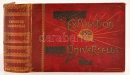 [Párizsi Világkiállítás Albuma, 1900] Exposition Universelle De 1900. Photogravures De ND Phot. Párizs, 1900. Jules Haut - Other Collections