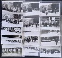 Cca 1930 Szent  Jobb Körmenet 20 Db Fotólap - Other Collections