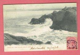 South Australia Adélaide Near Belgium Liège 1906 - Stamp Quenn Victoria - Adelaide