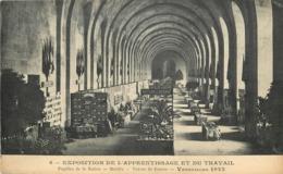 VERSAILLES - Exposition De L'aprentissage Et Du Travail, Pupilles De La Nation, Mutilés,veuves De Guerre En 1922. - Versailles