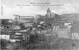B57834 Cpa Chanteuges - Monuments Historiques - France