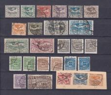 Abstimmungsgebiete - 1920 - Sammlung - Gest./Ungebr. - Deutschland