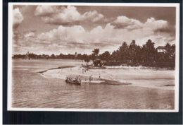 TANZANIA Dar-es-Salam Old Photo Postcard - Tanzania