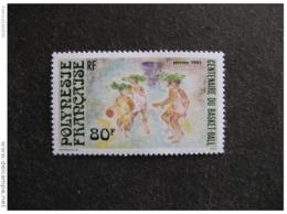 Polynésie: TB  N° 382 , Neuf XX. - Polynésie Française