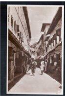 TANZANIA Zanzibar Old Photo Postcard - Tanzania