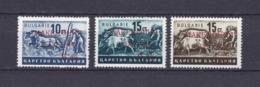 Mazedonien - 1944 - Michel Nr. 3/5 - Postfrisch - 42 Euro - Occupation 1938-45