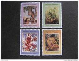 Polynésie: TB Série N° 422 Au N° 425 ,neufs XX . - Ungebraucht