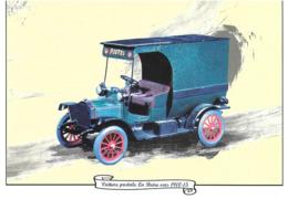 Voiture Postale La Buire Des Postes Vers 1910 - Postal Stamped Stationery