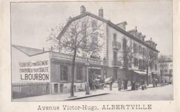 ALBERTVILLE  FOURNITURES POUR BATIMENT L. BOURBON AVENUE VICTOR HUGO - Albertville