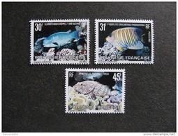 Polynésie: TB Série N° 174 Au N° 176 ,neufs XX . - Polynésie Française