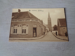 Belgique  België  ( 1055 )    Oudenburg  :  Kerkstraat - Oudenburg