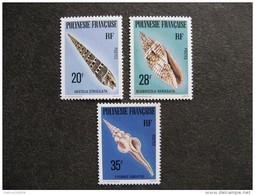 Polynésie: TB Série N° 142 Au N° 144 ,neufs XX . GT. Cote = 6.90 Euros. - Neufs