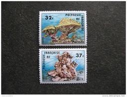 Polynésie: TB Paire N° 130 Et N° 131, Neufs XX. Cote = 6.15 Euros. - Neufs