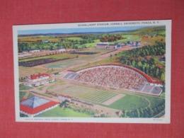 Schoellkope  Stadium Cornell University Ithaca NY  > > Ref 3671 - Postcards
