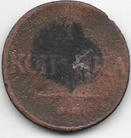 Russie - 1 Kopek - 1832 - Russie