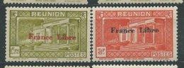 REUNION  N°  210/11  **  TB  1 - Unused Stamps