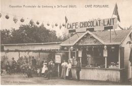 1018) Sint-Truiden - Expo 1907 - Café Populaire - Sint-Truiden