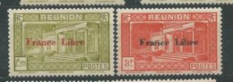 REUNION  N°  210/11  **  TB  2 - Reunion Island (1852-1975)