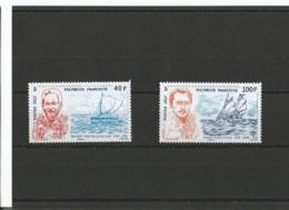 POLYNESIE 2017 - YT 1170/1171 - NEUF SANS CHARNIERE ** (MNH) GOMME D'ORIGINE LUXE - Polynésie Française