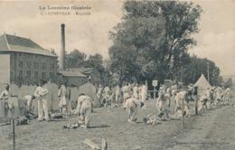 CPA - France - (54) Meurthe Et Moselle - Lunéville - Baignade - Luneville