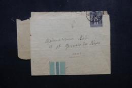FRANCE - Type Sage 1ct Sur Enveloppe Pour St Gervais Du Péron En 1890  - L 44288 - Marcophilie (Lettres)