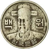 Monnaie, KOREA-SOUTH, 100 Won, 1979, TB+, Copper-nickel, KM:9 - Corée Du Sud