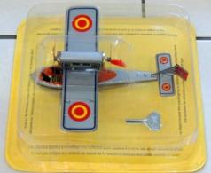 Réédition FER BLANC Hydravion 1920 Mécanique - NEUF Sous Blister - Airplanes & Helicopters