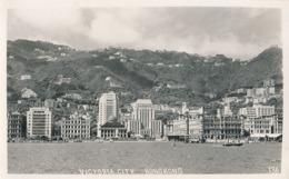 HONG KONG - N° 136 - CARTE PHOTO - VICTORIA CITY - China (Hong Kong)
