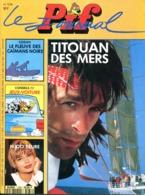"""Pif 1238 D'avril 1993 - Cogan """"Le Fleuve Des Caïmans Noirs"""" - Pif Gadget"""