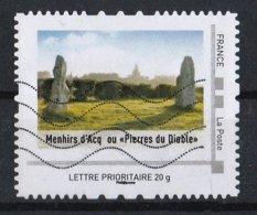 """Collector Coup D'oeil Sur Le Pas-de-Calais 2012 : Menhirs D'Acq Ou """" Pierres Du Diable """". - France"""