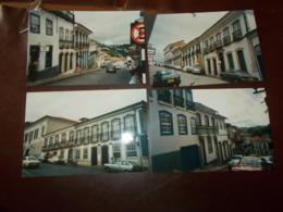 B740  40 Foto Ouro Preto Brasile Cm10x15 - Fotografia