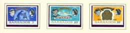 BARBADOS  -  1968 Girl Guides Set Unmounted/Never Hinged Mint - Barbados (1966-...)