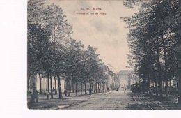 Mons Av Et Rue De Nimy Avec Tram - Mons