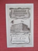 Seminole Apartment Hotel    California > Los Angeles   Ref 3672 - Los Angeles