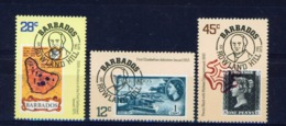 BARBADOS  -  1979 Rowland Hill Set Unmounted/Never Hinged Mint - Barbados (1966-...)