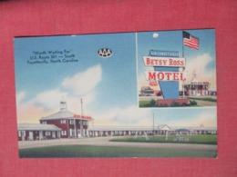 Betsy Ross Motel   North Carolina > Fayetteville  Ref 3672 - Fayetteville