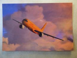 DHL   B 757 200   AIRLINE ISSUE / CARTE COMPAGNIE - 1946-....: Modern Era