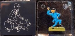 Figurine Archives TINTIN Le Lotus Bleu - NEUF Sous Blister Et Boîte Carton - Tintin