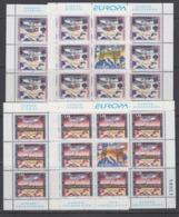 Europa Cept 1994 Yugoslavia 2v Sheetlets (2x)** Mnh (44914) FESTIVAL PRICE - Europa-CEPT