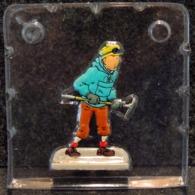 Figurine Archives TINTIN Au Tibet - NEUF Sous Blister - Tintin