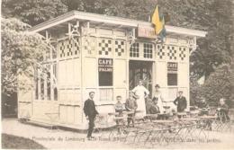 1023) Sint-Truiden - Expo 1907 - Café Foriers - Gekleurd - Sint-Truiden