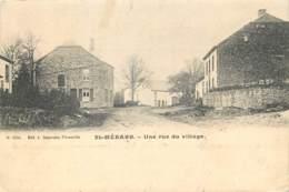 St-Médard - Une Rue Du Village - Virton